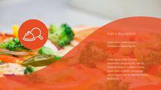 훌륭한 요리(퀴진) PowerPoint 프레젠테이션 템플릿_22