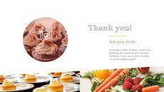 훌륭한 요리(퀴진) PowerPoint 프레젠테이션 템플릿_32