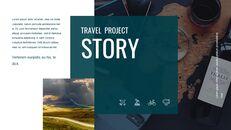 여행 이야기 심플한 구글 템플릿_13