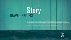 여행 이야기 심플한 구글 템플릿_16