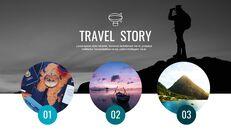 여행 이야기 심플한 구글 템플릿_21