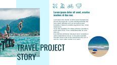 여행 이야기 심플한 구글 템플릿_22