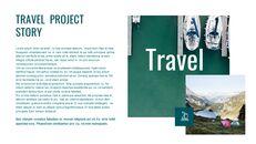 여행 이야기 심플한 구글 템플릿_29