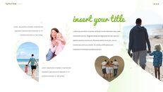 사랑하는 가족 테마 프레젠테이션용 PowerPoint 템플릿_12