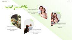 사랑하는 가족 테마 프레젠테이션용 PowerPoint 템플릿_14