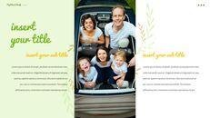 사랑하는 가족 테마 프레젠테이션용 PowerPoint 템플릿_17