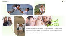 사랑하는 가족 테마 프레젠테이션용 PowerPoint 템플릿_20