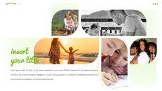 사랑하는 가족 테마 프레젠테이션용 PowerPoint 템플릿_23