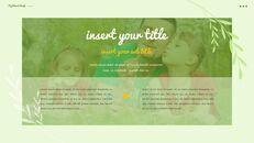 사랑하는 가족 테마 프레젠테이션용 PowerPoint 템플릿_27