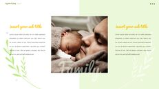 사랑하는 가족 테마 프레젠테이션용 PowerPoint 템플릿_31