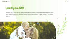 사랑하는 가족 테마 프레젠테이션용 PowerPoint 템플릿_34