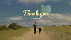 사랑하는 가족 테마 프레젠테이션용 PowerPoint 템플릿_41