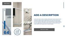 현대 치과 의원 구글슬라이드 템플릿 디자인_05