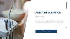 현대 치과 의원 구글슬라이드 템플릿 디자인_11