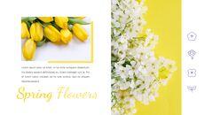 봄 꽃 구글슬라이드 템플릿_06