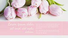 봄 꽃 구글슬라이드 템플릿_08