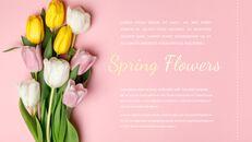 봄 꽃 구글슬라이드 템플릿_11