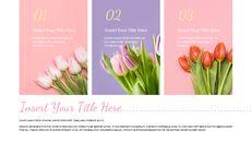 봄 꽃 구글슬라이드 템플릿_15