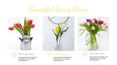 봄 꽃 구글슬라이드 템플릿_17