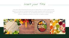 채식주의자 프레젠테이션용 Google 슬라이드 테마_12
