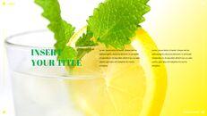 레몬 파워포인트 템플릿 멀티디자인_22