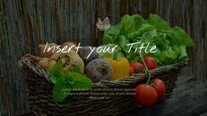 채식주의자 프레젠테이션용 Google 슬라이드 테마_21
