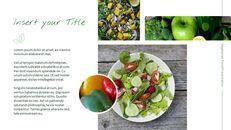 채식주의자 프레젠테이션용 Google 슬라이드 테마_26