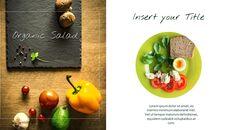 채식주의자 프레젠테이션용 Google 슬라이드 테마_34