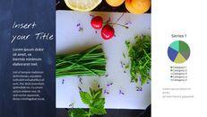 채식주의자 프레젠테이션용 Google 슬라이드 테마_37