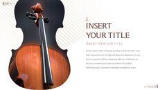바이올린과 첼로 Google 슬라이드 프레젠테이션 템플릿_04