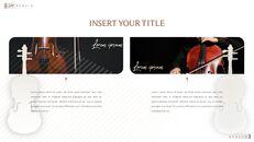 바이올린과 첼로 Google 슬라이드 프레젠테이션 템플릿_10