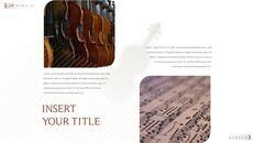 바이올린과 첼로 Google 슬라이드 프레젠테이션 템플릿_11