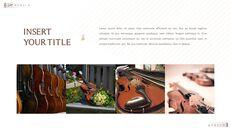 바이올린과 첼로 Google 슬라이드 프레젠테이션 템플릿_16