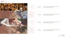 바이올린과 첼로 Google 슬라이드 프레젠테이션 템플릿_17