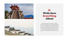 중국 심플한 템플릿 디자인_04