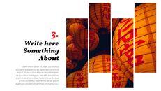 중국 심플한 템플릿 디자인_06