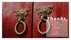 중국 심플한 템플릿 디자인_09