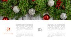크리스마스 파티 PPT 프레젠테이션_07