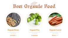 유기농 식품 심플한 파워포인트 템플릿 디자인_05