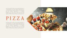 피자 & 햄버거 편집이 쉬운 PPT 템플릿_06