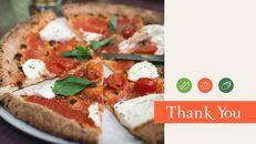 피자 & 햄버거 편집이 쉬운 PPT 템플릿_09