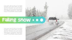 하얀 겨울 심플한 파워포인트 템플릿 디자인_04