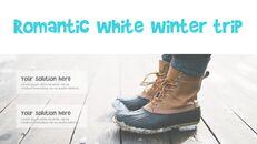 하얀 겨울 심플한 파워포인트 템플릿 디자인_06