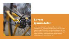 자전거 심플한 Google 슬라이드 템플릿_06