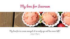 아이스크림 가게 심플한 Google 슬라이드 템플릿_06