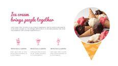아이스크림 가게 심플한 Google 슬라이드 템플릿_07