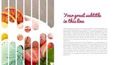 아이스크림 가게 심플한 Google 슬라이드 템플릿_08