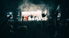 음악 축제 심플한 프레젠테이션 Google 슬라이드 템플릿_09