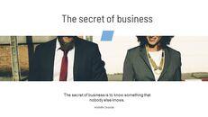 영업 비즈니스 심플한 Google 슬라이드 템플릿_05