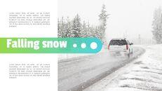 하얀 겨울 편집이 쉬운 Google 슬라이드_04